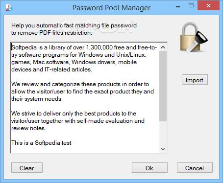 Pdf Restriction Remover Freeware