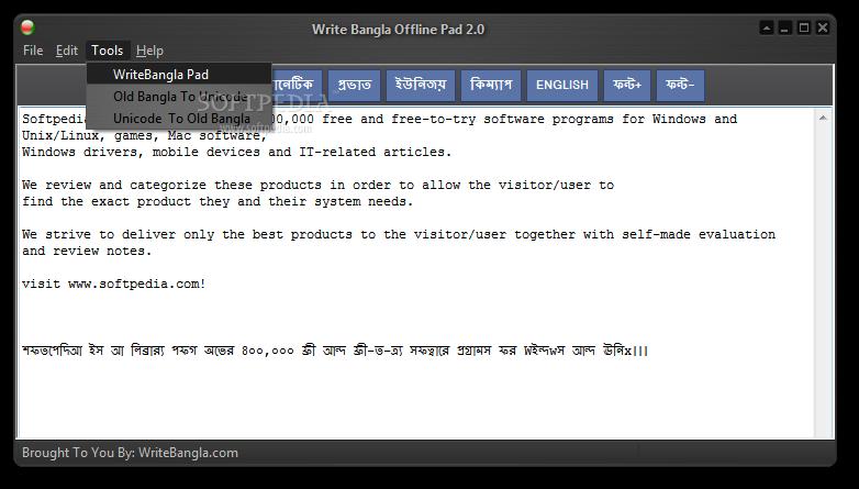 Bangla Converter Online