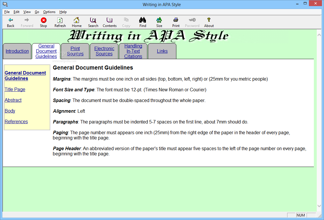 download writing in apa style 1 1