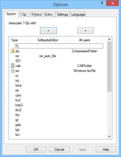 Download X-7Zip 19 00 [Rev12]