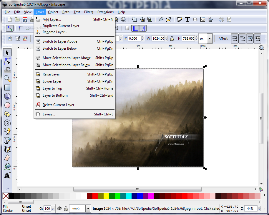 X Inkscape Download