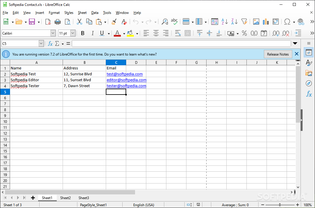 libreoffice 5.1.6