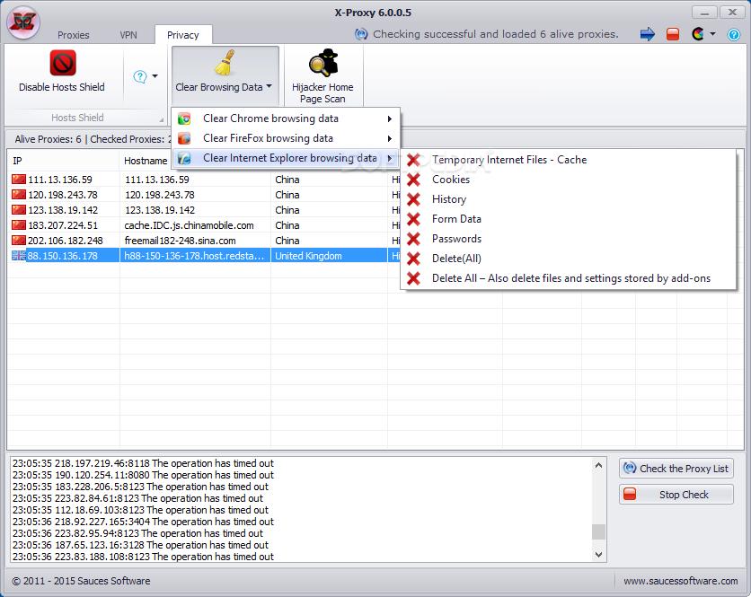 Download X-Proxy 6 2 0 3