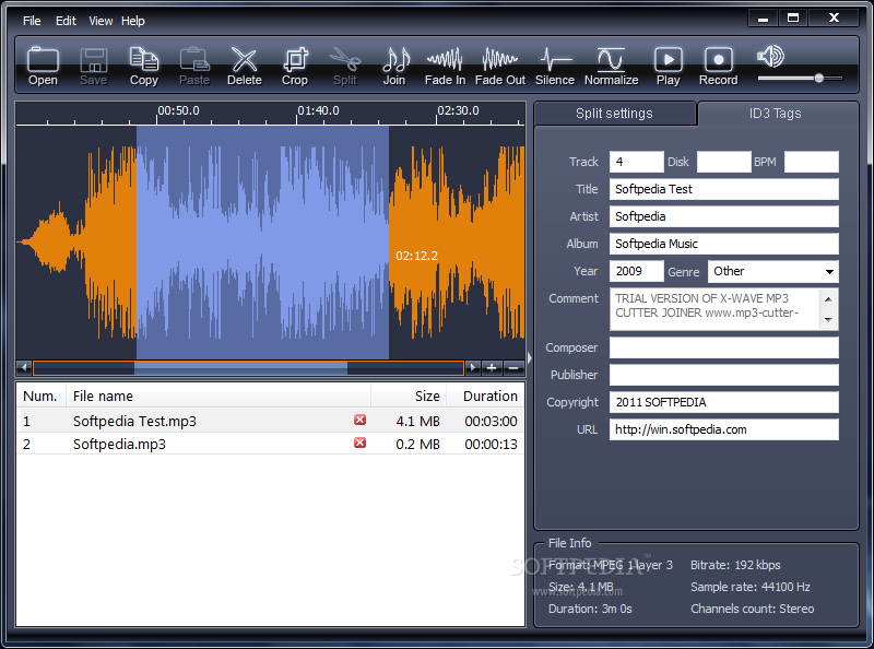 Best 6 Free MP3 Cutter Software for Mac and PC