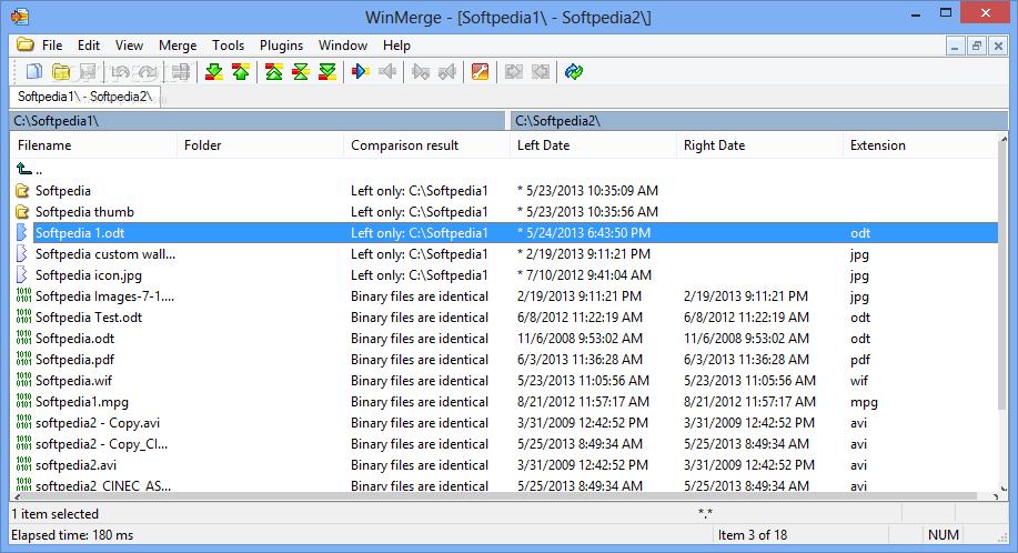 Download X-WinMerge 2 14 0 [Rev12]