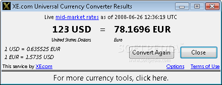 Forex universal currency converter