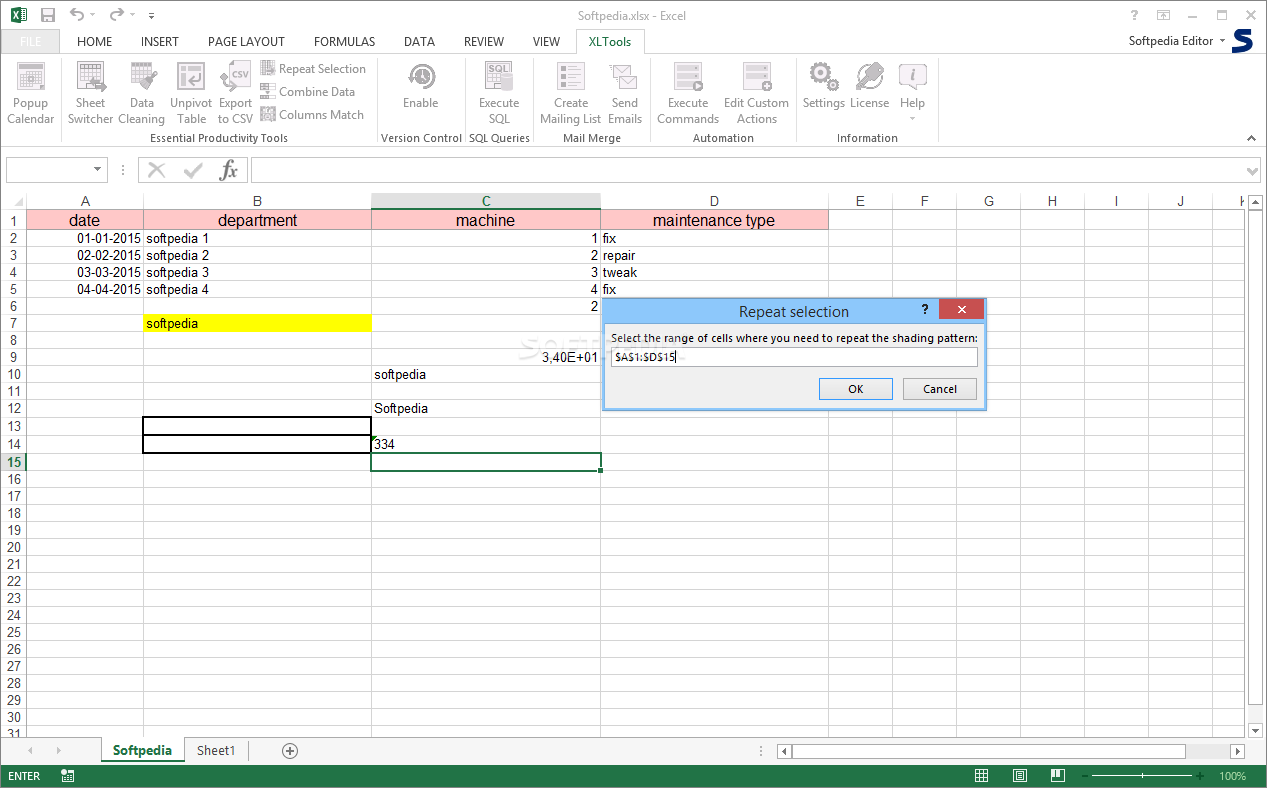 Download XLTools Add-In for Microsoft Excel 5 1 3