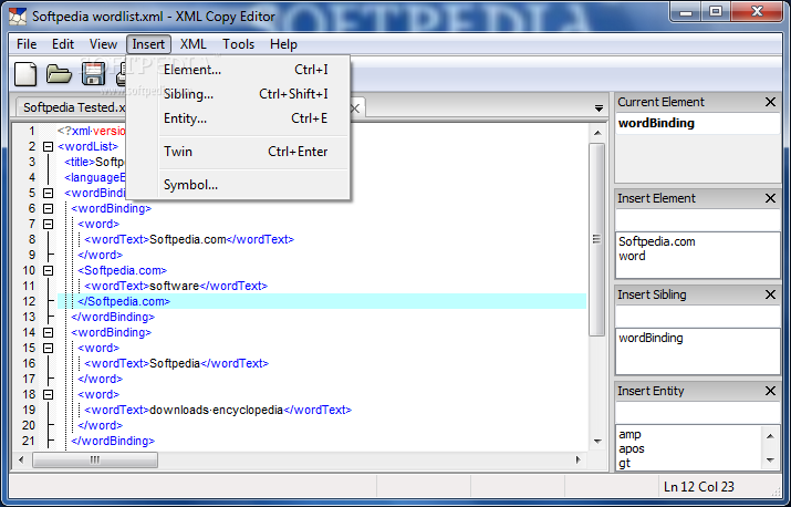 Download xml copy editor portable 1206 malvernweather Image collections