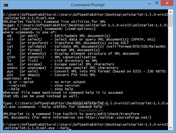 Download XMLStarlet 1 6 1