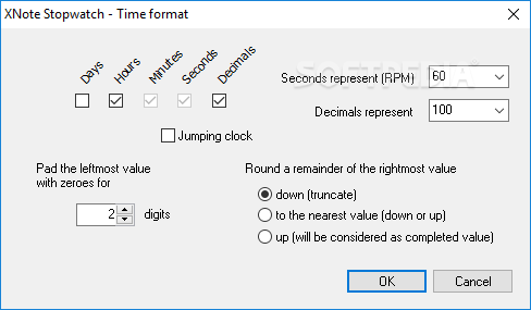 Excel Stopwatch Time