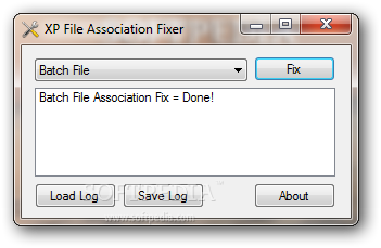 fix pdf file association windows 7