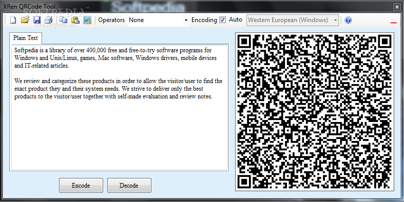 qr code software free for mac