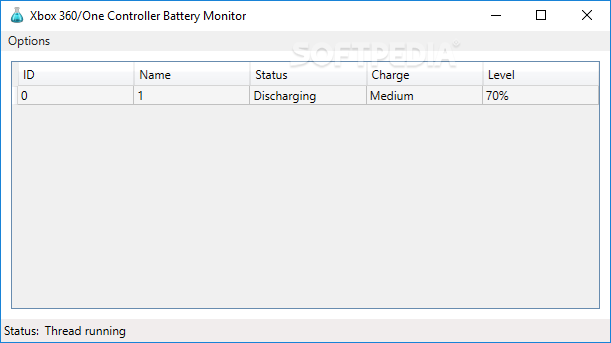 Download Xbox 360/One Controller Battery Monitor 0 9 7 RC3