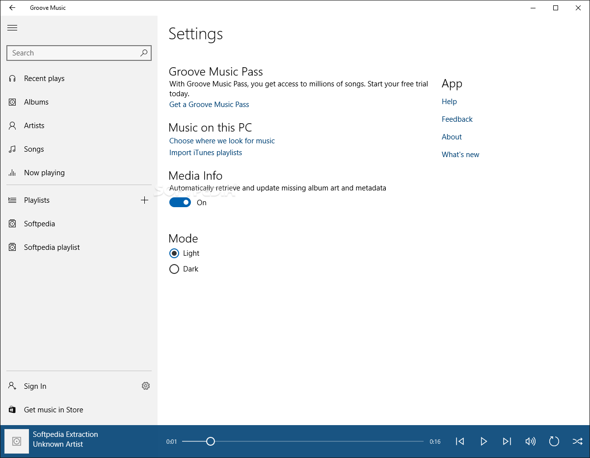 Download Groove Music 10 19031 11411 0