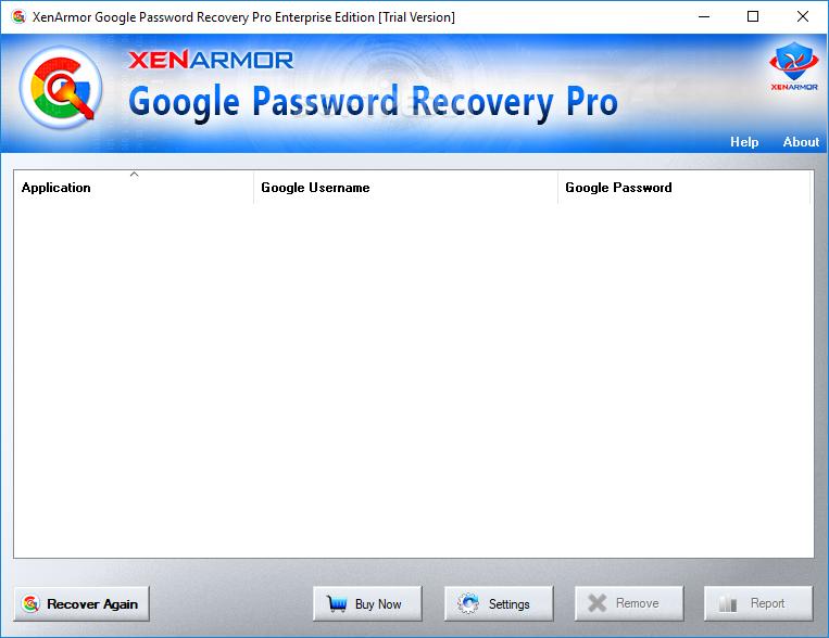 windows password recovery pro trial