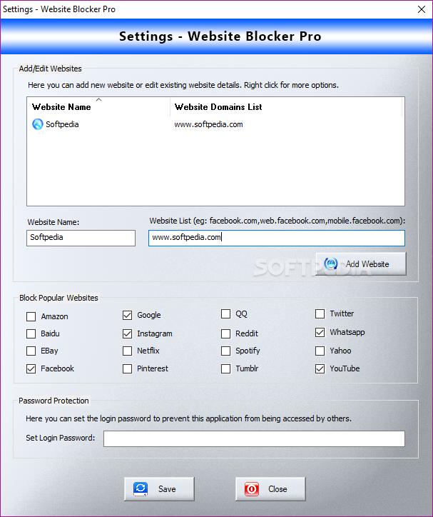 Download XenArmor Website Blocker Pro 1 5 0 1