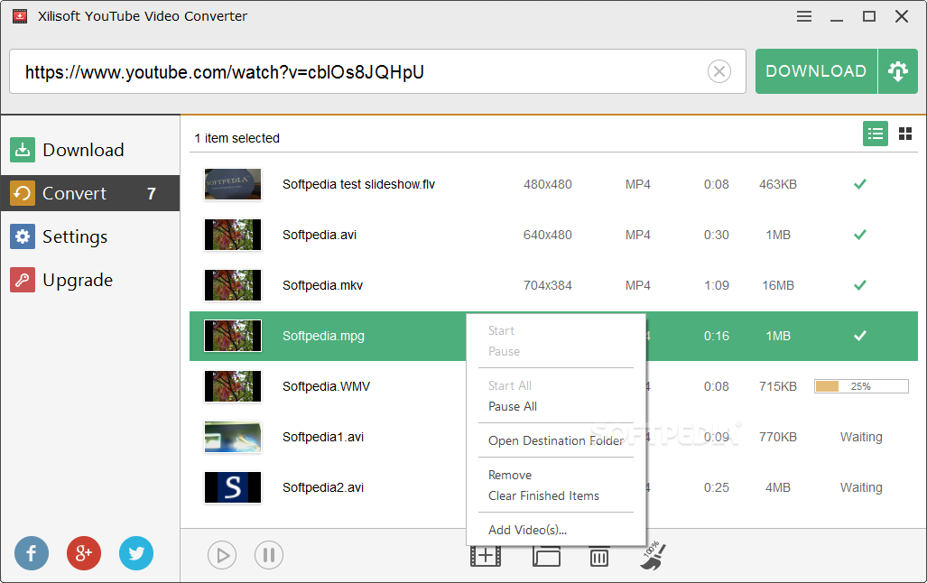 YouTube Downloader Free Download for Windows 7 8 and 10