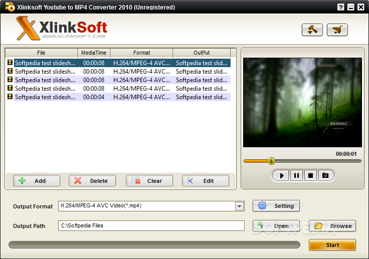 Download Xlinksoft Youtube to MP4 Converter 2016.07.21