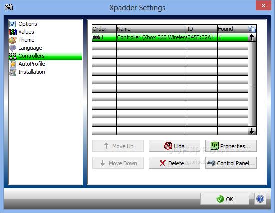xpadder 5.7 download free