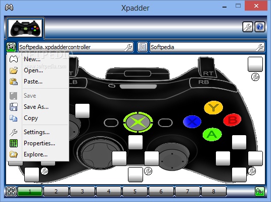 download free xpadder
