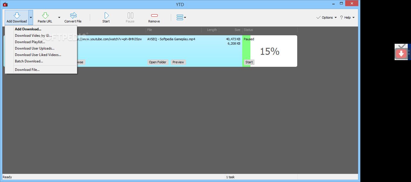 ytd video downloader free download for windows 7 cnet