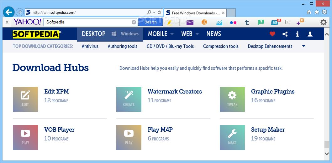 toolbar yahoo