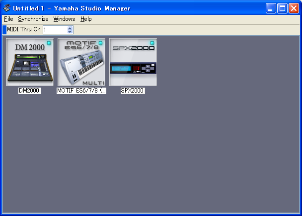 Download Yamaha Studio Manager 2 3 1