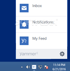 yammer notifier