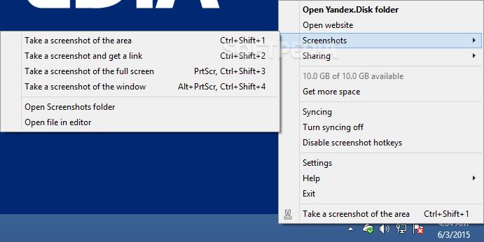 Download Yandex Disk 3 1 7 Build 2893