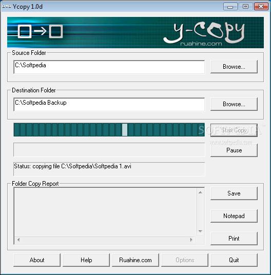 ycopy 1.0 d