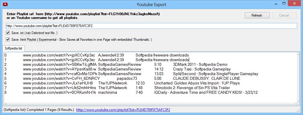 Download Youtube Export 1 3 1 0