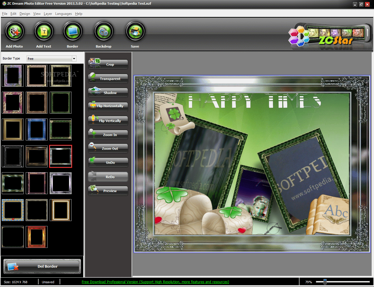 Frame Photo Editor Free Download