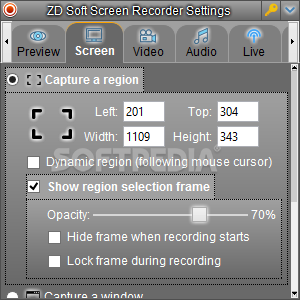 Download ZD Soft Screen Recorder 11 2 1