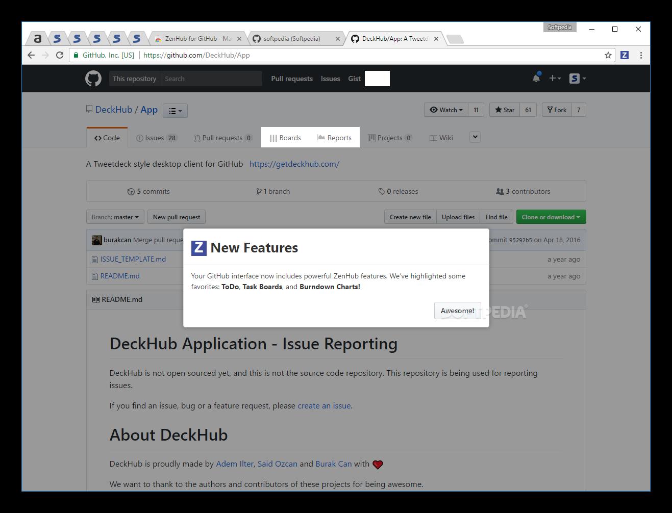Download ZenHub for GitHub 2 38 115