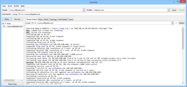 Download Zenmap 7 80