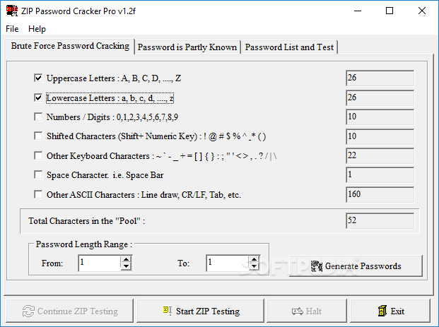 Password Cracker - Free download and