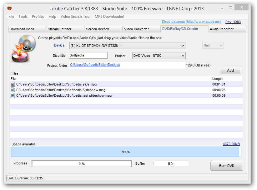 atube catcher free download for windows 7 64 bit