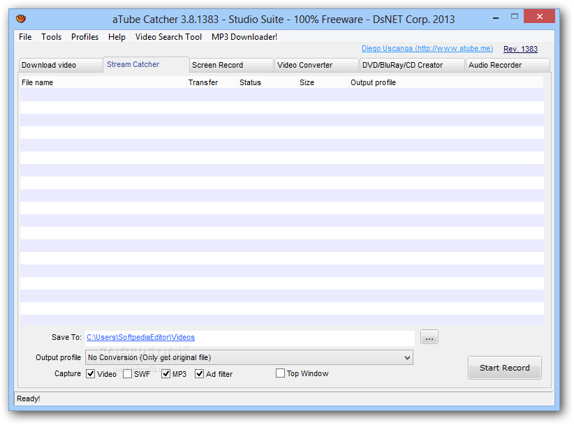 mp3 music downloader atube catcher 2.9.1324