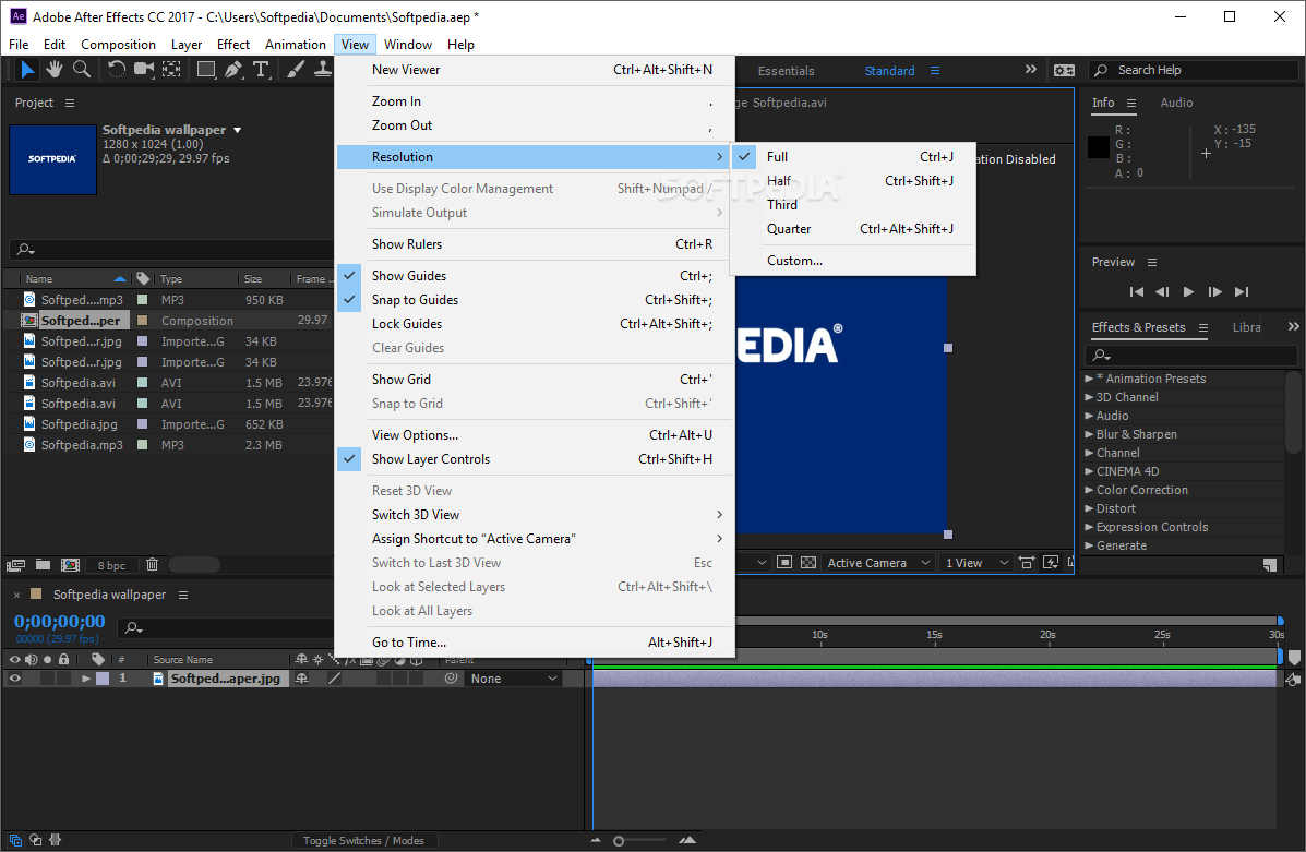 Adobe after effects cs3 free download for windows 7 32 bit
