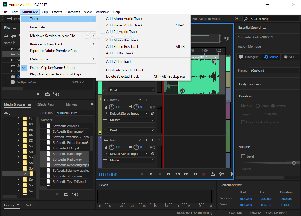 adobe audition cc 2018 free download with crack torrent