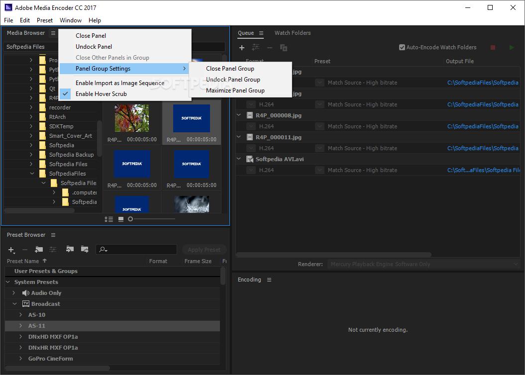 Image result for Adobe Media Encoder CC 2020 14.0.1.70 install