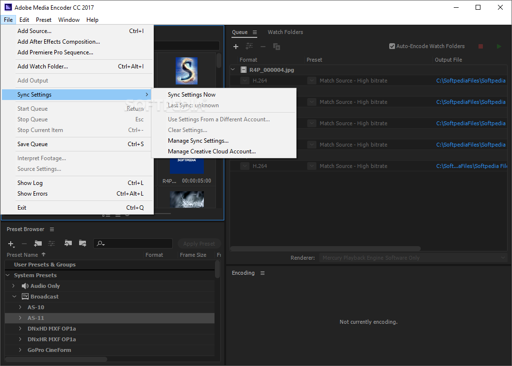Download Adobe Media Encoder CC 2019 13 1
