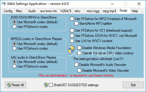 Video Codec Windows 8.1