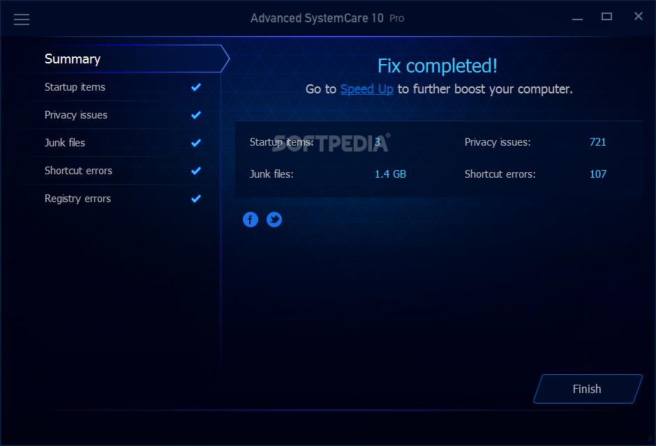 Download advanced systemcare vista 32 bit for free (Windows)