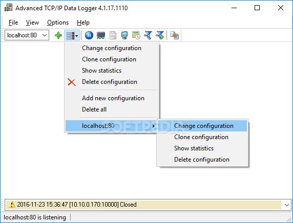 Download Advanced TCP/IP Data Logger 4 4 1 Build 620
