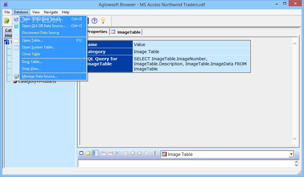 Download Aglowsoft SQL Query Tools 11