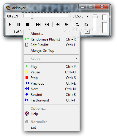 Download akPlayer 1 9 0
