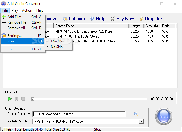 Download Arial Audio Converter 3 5 0