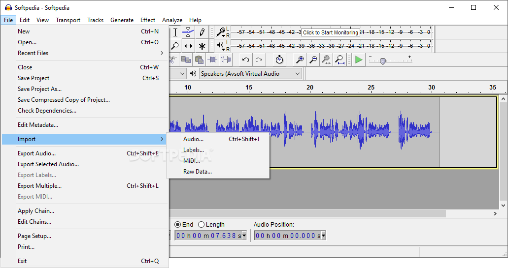 Download Audacity 2 3 2