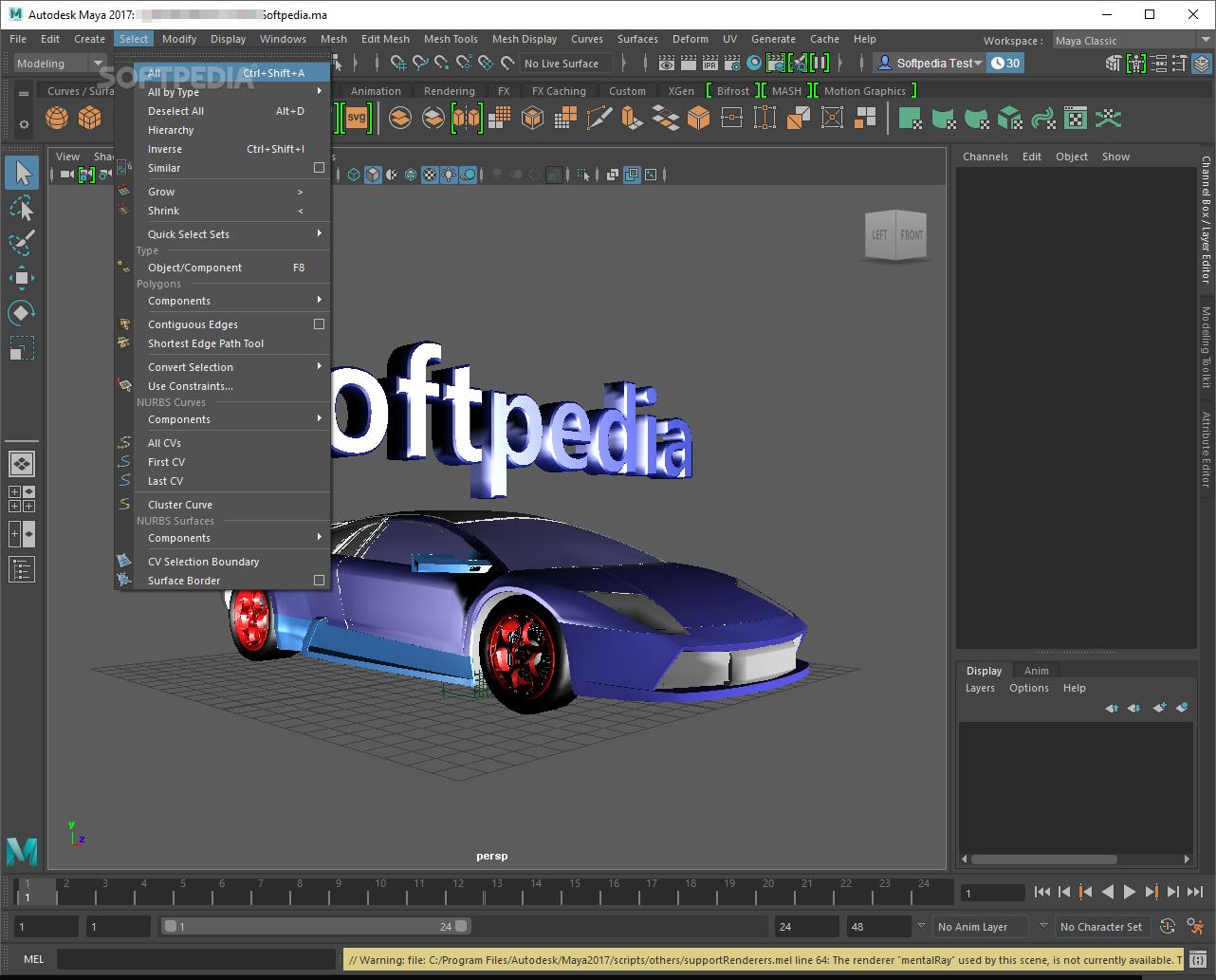 Download Autodesk Maya 2019 2